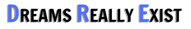 Dreams Really Exist Foundation Logo